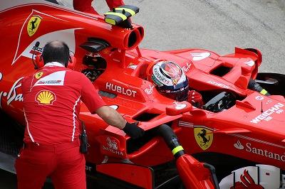 新宿ラクル美容外科クリニック 山本厚志 F1日本グランプリ スクーデリア・フェラーリ キミ・ライコネン