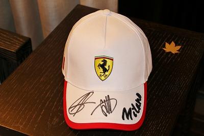 新宿ラクル美容外科クリニック 山本厚志 F1日本グランプリ スクーデリア・フェラーリ
